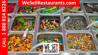 Frozen Yogurt Shop for Sale - Franchise Location