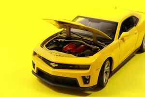 Web-Based Diecast Collectible Model Company