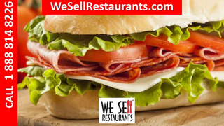 Sandwich Franchise for Sale
