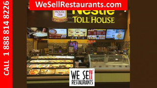 Nestle Toll House Cafe for Sale