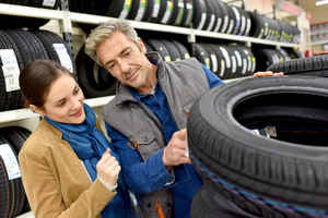 Profitable, New and Used Tire Shop