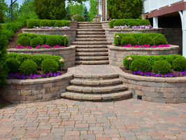 Landscape Design, Install & Prop Maintenance Co.