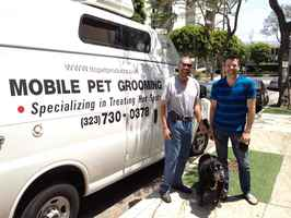 mobile-pet-groomer-rancho-palos-verdes-california