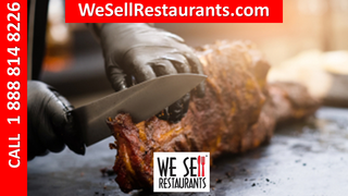 BBQ Restaurant for Sale with Real Estate