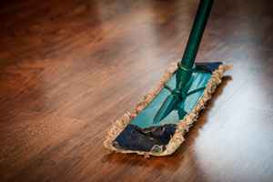 Growing Residential Cleaning Service for sale