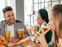 Pizza Restaurants - Multiple Locations
