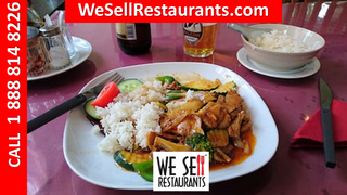 Hibachi Restaurant for sale