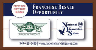 Wingstop for Sale - $90K+ Cash Flow