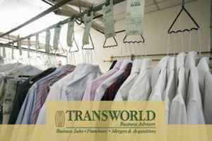 Dry Cleaner and Coin Laundromat For Sale