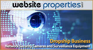 Dropship Security Camera & Surveillance Equip Biz