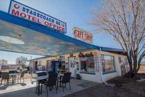 Turnkey Restaurant & Motel For Sale in Seligman AZ