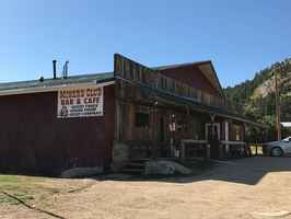 Thriving Bar & Restaurant For Sale in Zortman, MT