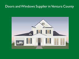 Doors and Windows Supplier in So Ventura County