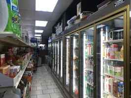 Busy Deli and Grocery in Queens County, NY-32777
