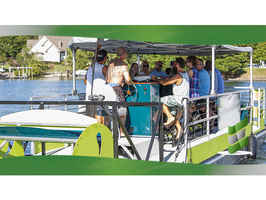 Unique & Profit. Party Boat Business - Great Opp.!