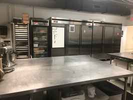 Bakery - Catering - Commercial Kitchen