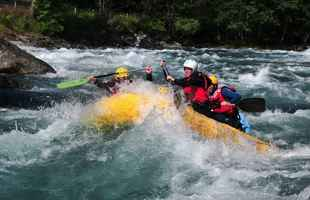 Outdoor Adventure Sports Business