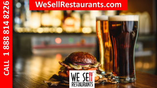 Restaurant and Bar for Sale  producing $820,000