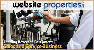 Leading Beverage Equipment Sales and Service Biz