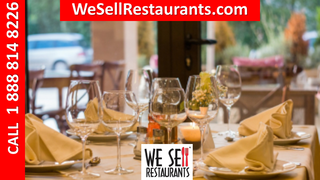 Restaurant and Bar for Sale Motivated Seller