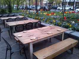 Full Service Restaurant Patio Seating – Newbury St