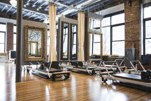 High-End Yoga and Pilate Studio