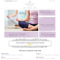 namasteyogashop-com-fitness-website-with-training-north-carolina