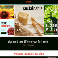 sustain-eco-shop-dropship-internet-business-british-columbia