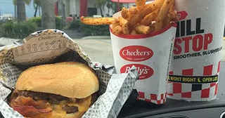 Checkers Hamburger Franchise 2 Unit Package