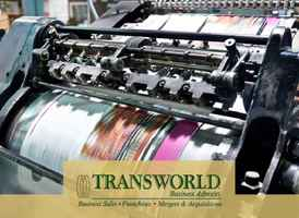 Thriving Regional Printing Services Business