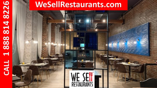 Trendy Restaurant for Sale in Historic District