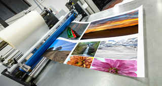 Profitable Print Center Poised For Growth