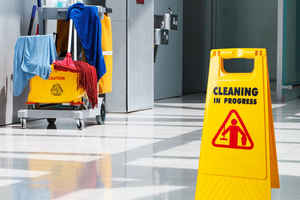 Commercial Janitorial Services Business