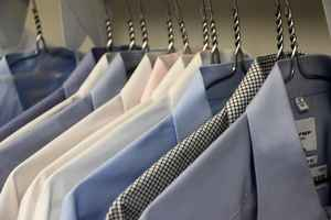3 Dry Cleaner Locations, 1 Dry Cleaning Plant