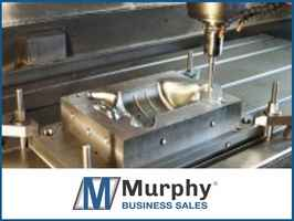 Well Est. & Profitable Mold & Die Machining in NC