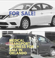 Medical Transportation Business For Sale Orlando