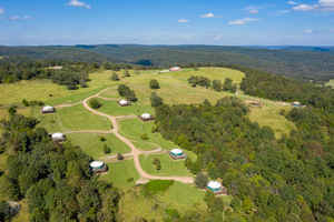 Rustic Retreat on 160 Acres Seeks Acquirer