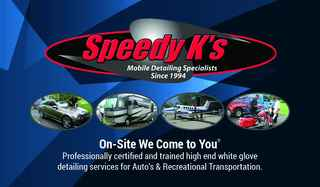 Professional High-End Onsite Mobile Detailing