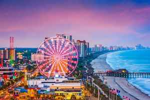 Dominate Myrtle Beach with this Brokerage Business