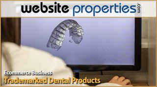 trademarked-dental-products-ecommerce-business-north-carolina