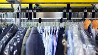 Dry Cleaner - High Profits