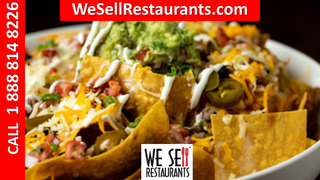 Tex Mex Franchise for Sale - Terrific location