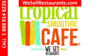 Popular Tropical Smoothie Cafe Resale