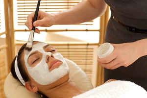turn-key facial spa in fast growing resort town.