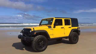 Jeep Rental Company for Sale in the Outer Banks