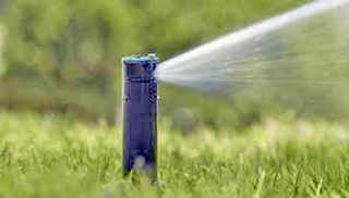 Sprinkler Repair & Maintenance