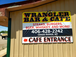 Restaurant & Bar For Sale in Fergus County, MT