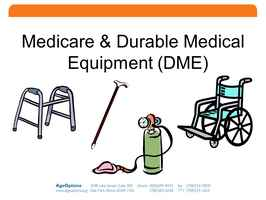 Durable Medical Equipment Company in Central VA