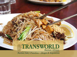 Established Asian Restaurant in Beautiful City