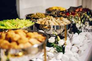 Catering Company with Contracted Meals